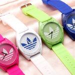 นาฬิกา adidas พร้อมกล่อง [ขายส่ง 200/3 ครึ่งโหล 1000 โหลล่ะ 1800.-]