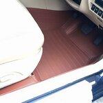 พรมปูพื้นรถยนต์ 5D รุ่น NEW TEANA J33 เข้ารูป 100%